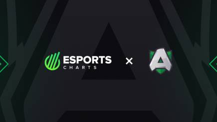 Esports Charts announces partnership with Alliance