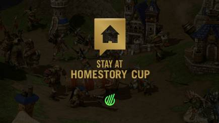 Homestory Cup: One of the best results of WarCraft 3