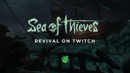 Sea of Thieves: Revival on Twitch