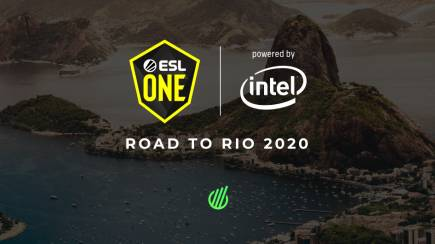 The results of ESL One Road to Rio 2020