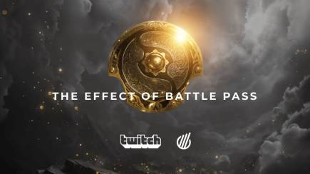 Dota 2: The effect of battle pass