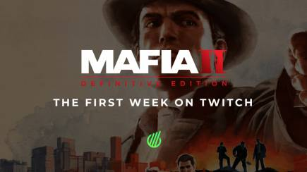 Mafia II: Definitive Edition Twitch results
