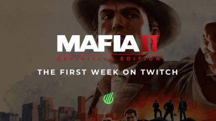 Mafia II: Definitive Edition Twitch results