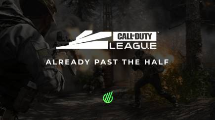 CoD League: Already past the half