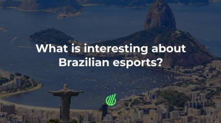 What is interesting about Brazilian esports?