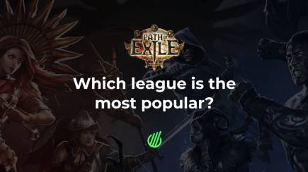 Path of Exile: Which league is the most popular on Twitch?