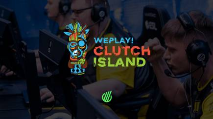 The results of WePlay! Clutch Island