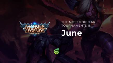 The most popular tournaments of June 2020