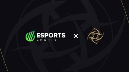 Esports Charts announces a partnership with Ninjas in Pyjamas