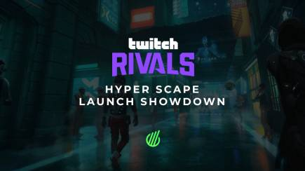 The results of Twitch Rivals Hyper Scape Launch Showdown