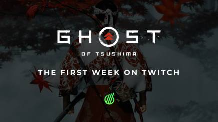 Ghost of Tsushima: The first week on Twitch