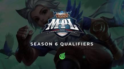 MPL Season 6 PH & MY/SG Qualifiers