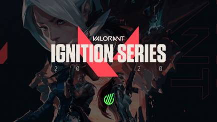Valorant: First Results of the Ignition Series