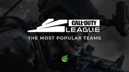 The most popular teams of COD League
