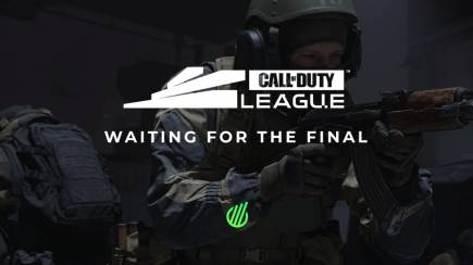 CoD League: Waiting for the final