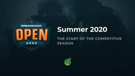 DreamHack Open Summer 2020: The start of the competitive season
