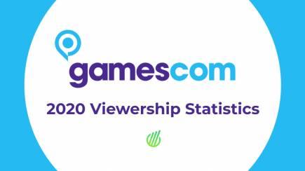 Gamescom 2020: Viewership stats