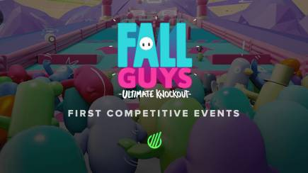 Fall Guys esports success in August 2020