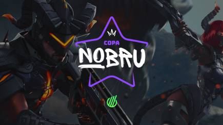 Copa Nobru in the TOP-10 most popular Free Fire events
