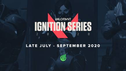 Valorant Ignition Series: July - September 2020