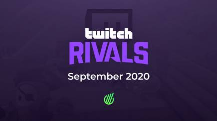 Twitch Rivals: September 2020