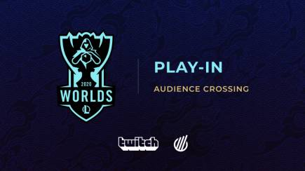 LoL Worlds: Who is watching the official Play-In broadcast?