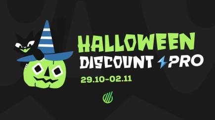 Esports Charts PRO Halloween Sale