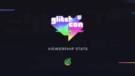 GlitchCon: Viewership statistics