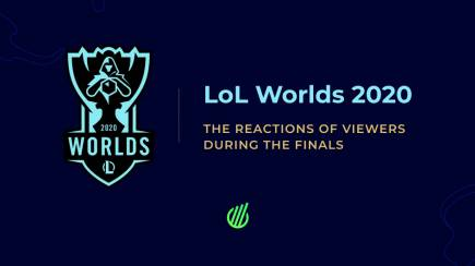 LoL Worlds 2020: The reactions of viewers during the finals
