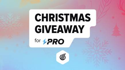 Christmas giveaway on Esports Charts and Streams Charts