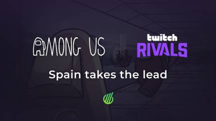 Twitch Rivals Among Us: Spain takes the lead
