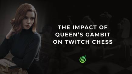 The impact of Queen's Gambit on Twitch сhess viewership