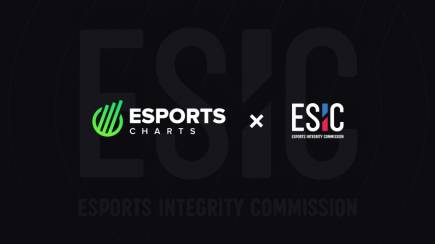 Esports Charts becomes an ESIC Data Partner