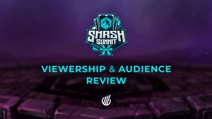 Smash Summit 10 Online: viewership & audience review