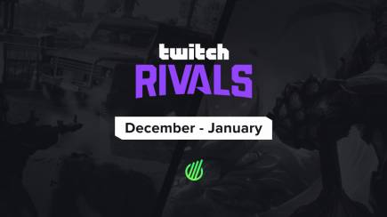 Twitch Rivals: Viewership Stats for December 2020 — January 2021