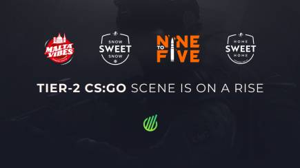 Tier-2 CS:GO scene becomes more stable: but who is helping its development?