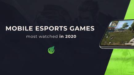 The most popular mobile esports games in 2020