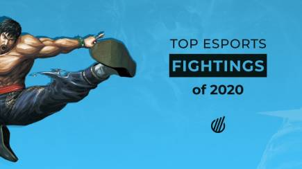 Most popular esports fighting games in 2020