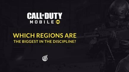 Call of Duty: Mobile — в каких странах развивается киберспортивная сцена?