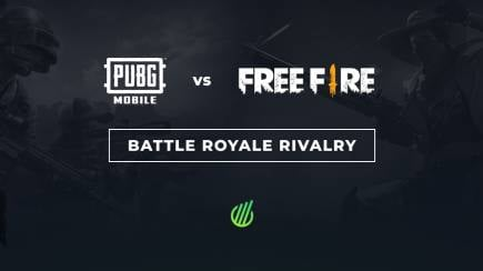 PUBG Mobile против Garena Free Fire: как игры соревнуются между собой и кто популярнее?