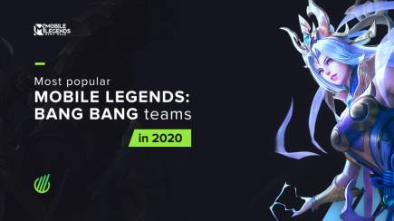 The most popular Mobile Legends: Bang Bang teams in 2020