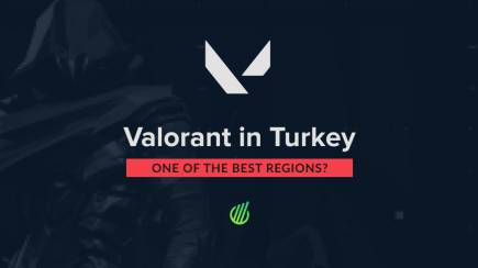 Valorant in Turkey - one of the best regions of the discipline?