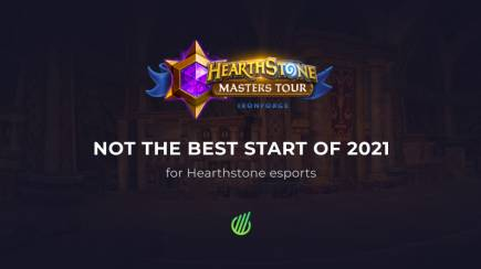 Hearthstone Masters Tour Ironforge wrap-up: New season brings new problems