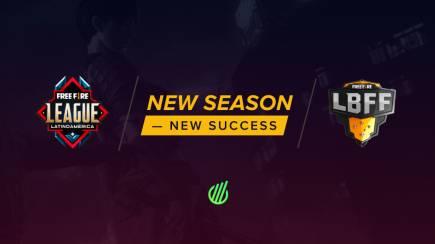 Free Fire Liga Brasileira and League Latinoamérica Apertura: new success in 2021