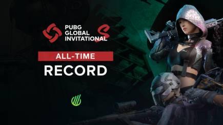 PUBG Global Invitational.S 2021: абсолютный рекорд дисциплины