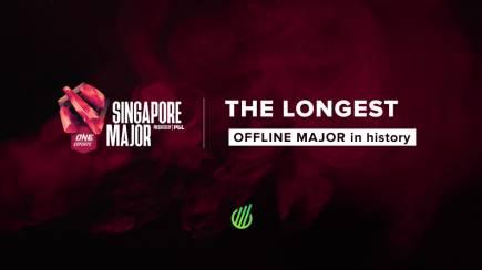 One Esports Singapore Major 2021 — один из самых лучших мейджоров в истории Dota 2