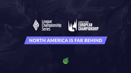 LEC and LCS Spring 2021: North America is far behind