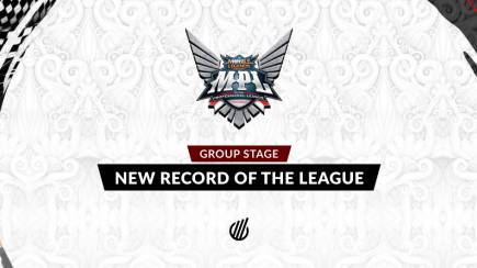 The group stage of MPL ID Season 7 has set a new record for ML:BB