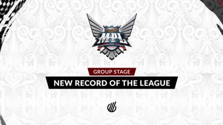 Групповая стадия MPL ID Season 7 установила новый рекорд для ML:BB