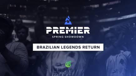 Legends of the Brazilian scene in the spotlight – the results of BLAST Premier: Spring Showdown